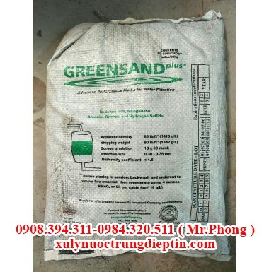 MANGAN GREENSAND USA